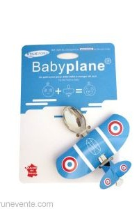 Cuillère avion - Baby Plane