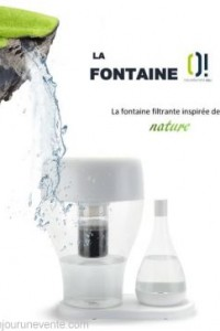 Fontaine O! blanche